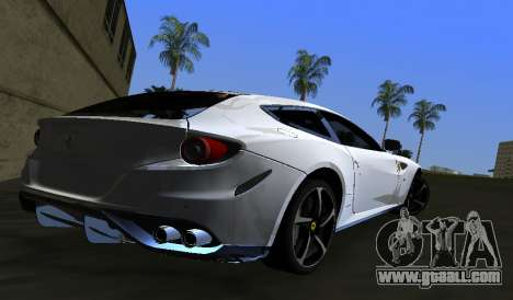 Ferrari FF for GTA Vice City left view