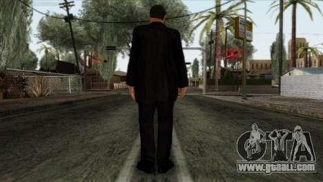 GTA 4 Skin 80 for GTA San Andreas second screenshot