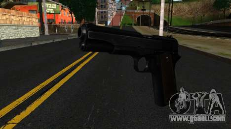 Colt M1911 from S.T.A.L.K.E.R. for GTA San Andreas