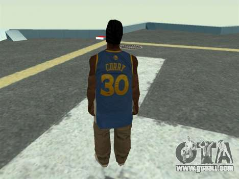 Ballas1 New Skin for GTA San Andreas second screenshot