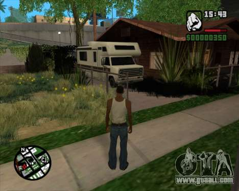 Camping Modification - Beta Version for GTA San Andreas forth screenshot
