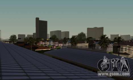 Behind Space Of Realities: American Dream for GTA San Andreas