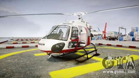 Eurocopter AS350 Ecureuil Aguia 11 PMESP for GTA 4