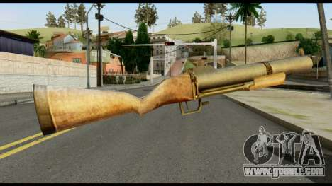 M79 from Max Payne for GTA San Andreas second screenshot