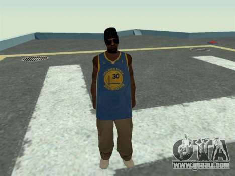 Ballas1 New Skin for GTA San Andreas