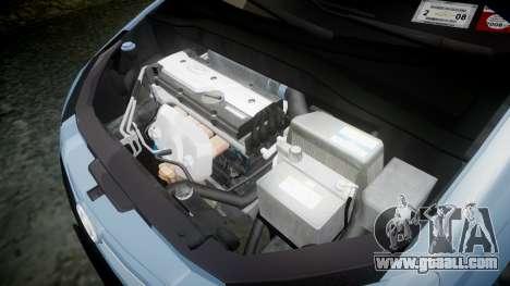 Hyundai Getz 2006 for ENB for GTA 4 side view