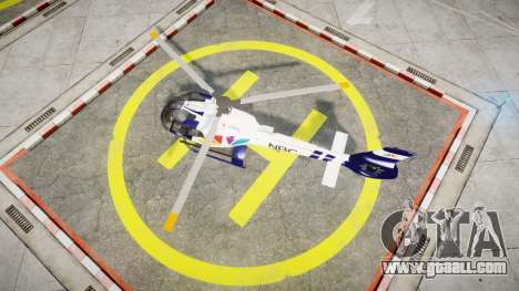 Eurocopter EC130 B4 NBC for GTA 4 right view