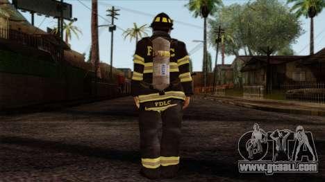 GTA 4 Skin 54 for GTA San Andreas second screenshot