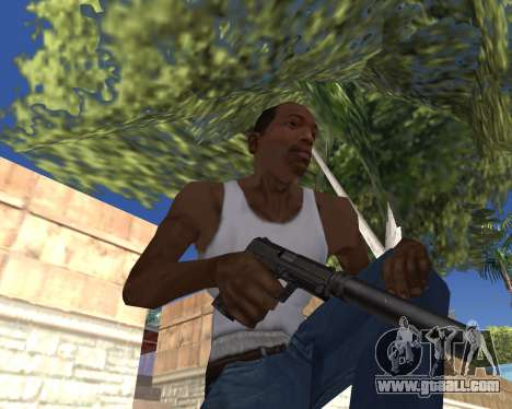 HD Weapon Pack for GTA San Andreas twelth screenshot