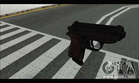 GTA ONLINE: SNS Pistol for GTA San Andreas second screenshot