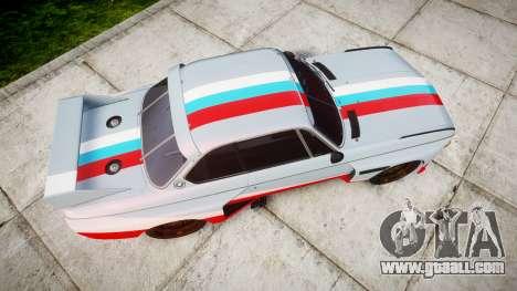 BMW 3.0 CSL Group4 for GTA 4 right view