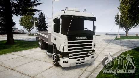 Scania 124G 400 for GTA 4