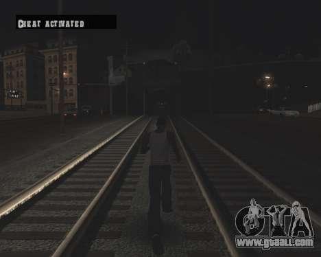 Colormod High Black for GTA San Andreas eighth screenshot