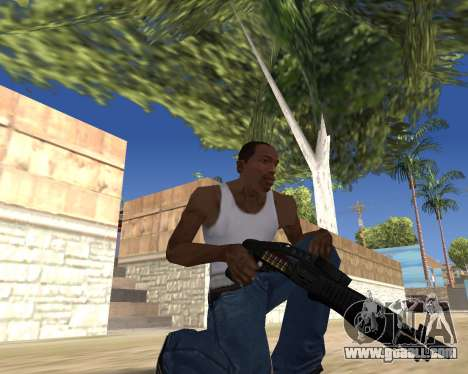 HD Weapon Pack for GTA San Andreas