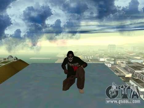 New Fam2 for GTA San Andreas forth screenshot