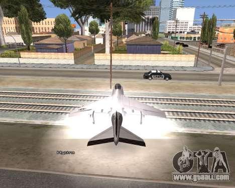 Car Name for GTA San Andreas forth screenshot