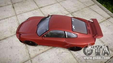 GTA V Pfister Comet 918 Wheel for GTA 4 right view