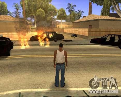 GTA 5 Effects for GTA San Andreas sixth screenshot