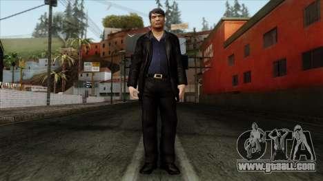 GTA 4 Skin 80 for GTA San Andreas
