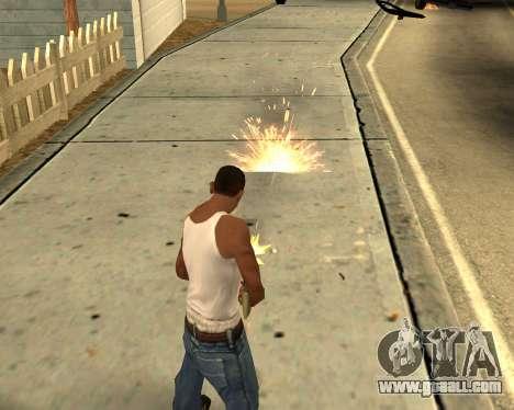 GTA 5 Effects for GTA San Andreas fifth screenshot