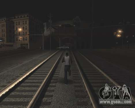 Colormod High Black for GTA San Andreas ninth screenshot