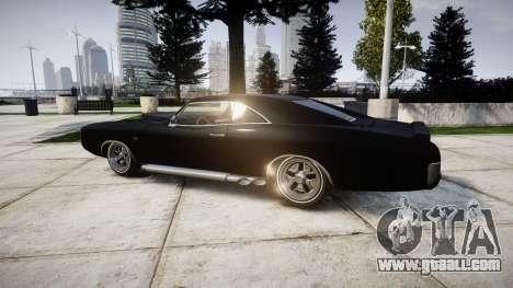 Imponte Dukes Little Rims for GTA 4 left view