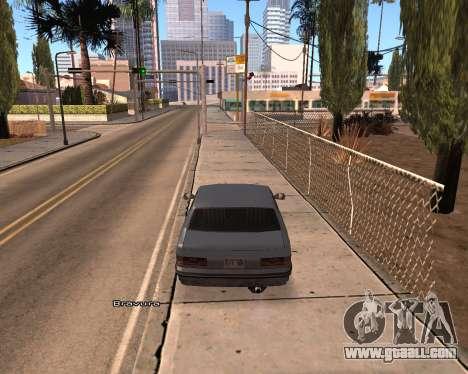 Car Name for GTA San Andreas second screenshot