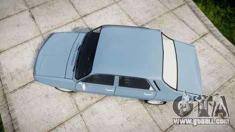 Dacia 1300 v2.0 for GTA 4 right view