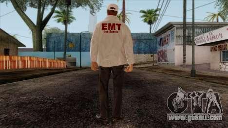 Doctor Skin 1 for GTA San Andreas second screenshot