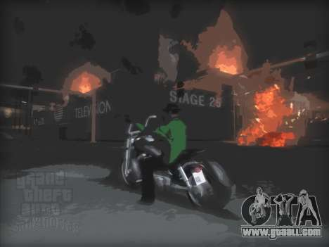 New loading screens for GTA San Andreas
