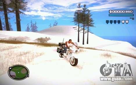 HUD GOSKA for GTA San Andreas second screenshot