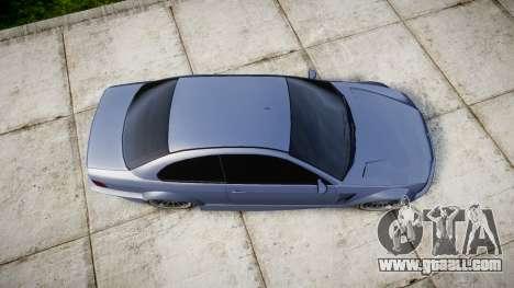 Ubermacht Sentinel M3 for GTA 4