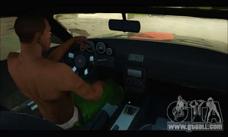 Bravado Gauntlet (GTA V) for GTA San Andreas back view
