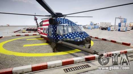 Sikorsky MH-X Silent Hawk [EPM] Freedom for GTA 4