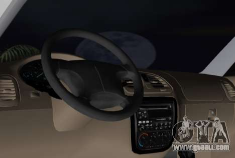 Daewoo Nubira I Wagon CDX US 1999 for GTA Vice City side view