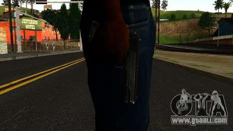 Colt M1911 from S.T.A.L.K.E.R. for GTA San Andreas third screenshot