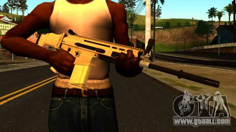 FN SCAR-H from Medal of Honor: Warfighter for GTA San Andreas