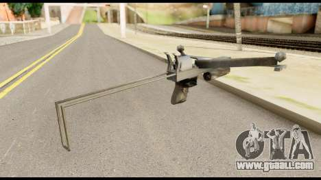 Fear Crossbow from Metal Gear Solid for GTA San Andreas second screenshot