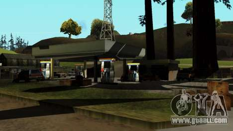 Recovery stations San Fierro Country for GTA San Andreas fifth screenshot