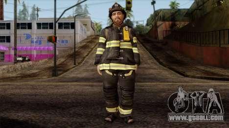 GTA 4 Skin 54 for GTA San Andreas
