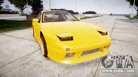 Nissan Onevia S14 for GTA 4