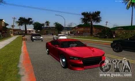 New transport routes for GTA San Andreas third screenshot