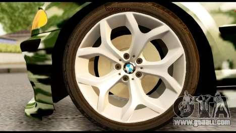 BMW M3 E46 TSK for GTA San Andreas back left view