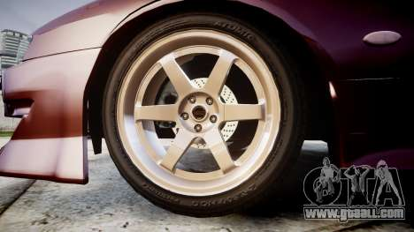 Nissan Silvia S14 Sil80 for GTA 4