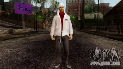 Doctor Skin 1 for GTA San Andreas