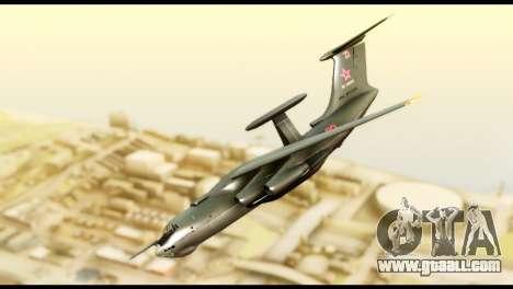 Beriev A-50 Russian Air Force for GTA San Andreas