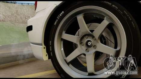Honda Civic 1.4 Mehmet ALAN for GTA San Andreas right view