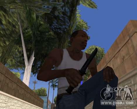 HD Weapon Pack for GTA San Andreas third screenshot