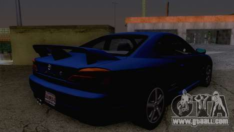 Nissan Silvia S15 Stock for GTA San Andreas left view