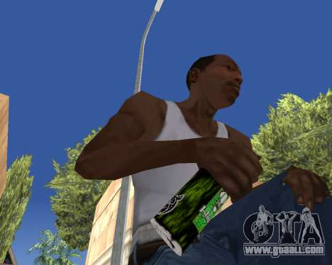 HD Weapon Pack for GTA San Andreas tenth screenshot